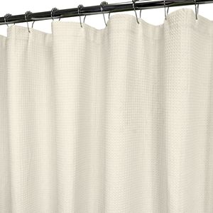 Popular Bath Dobby Weave Shower Curtain