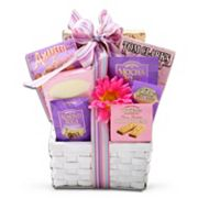 Chocolate and Cookies Mother's Day Gift Basket