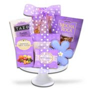Sweet Tea and Cookies Mother's Day Pedestal Set