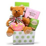 Bear Hugs for Mom Mother's Day Gift Basket