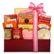 Gourmet Gift for Mom Gift Basket