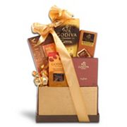 Godiva Mother's Day Photo Box Gift Basket