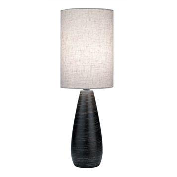 Lite Source Inc. Quatro Brushed Table Lamp