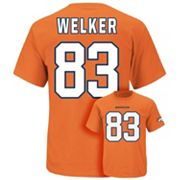 Denver Broncos Wes Welker The Eligible Receiver Tee - Men