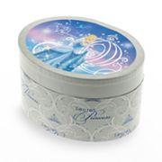Disney Princess Cinderella Musical Jewelry Box