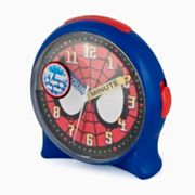 Marvel Spider-Man Time Teacher Alarm Clock