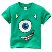 Disney/Pixar Monsters Inc. Mike Glow-in-the-Dark Tee - Toddler
