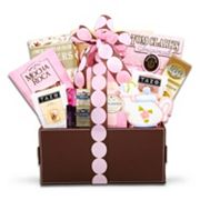 Mom is Pretty in Pink Gift Basket