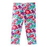 SO Floral Leggings - Girls 7-16
