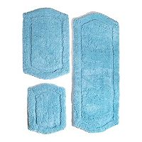 Chesapeake Paradise Memory Foam 3-pc. Bath Rug Set