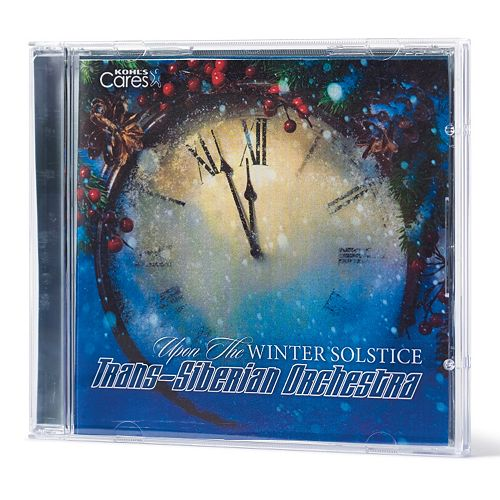 """Kohl's Cares® """"Upon The Winter Solstice"""" CD"""