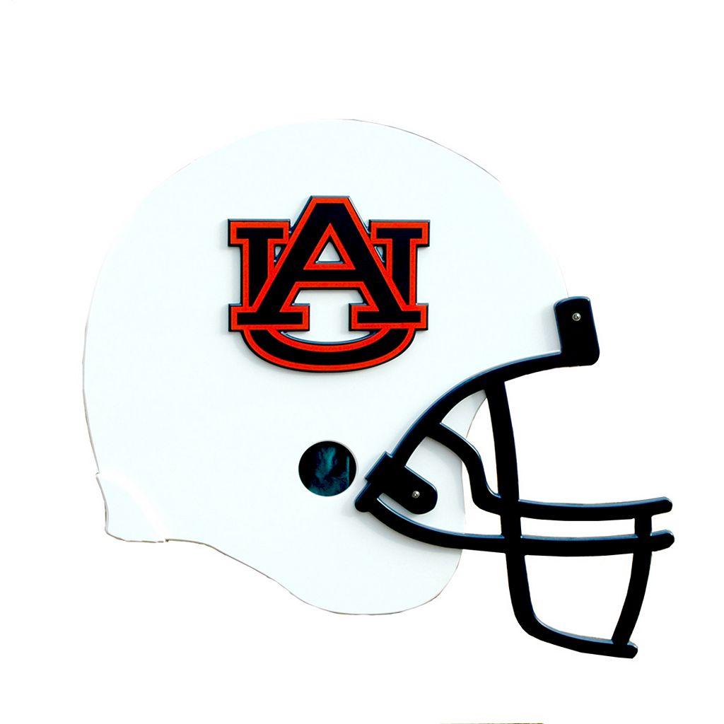 Auburn Tigers 3D Football Helmet Wall Art