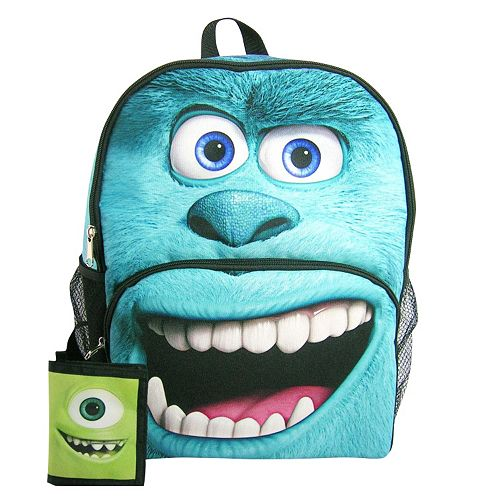 Disney / Pixar Monsters University Sulley Backpack - Kids