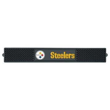 FANMATS Pittsburgh Steelers Drink Mat