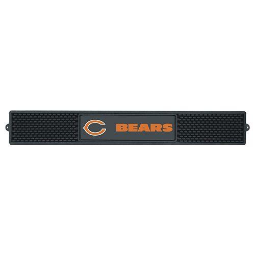 FANMATS Chicago Bears Drink Mat
