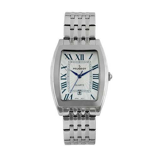 Peugeot Men's Stainless Steel Watch - 1041S