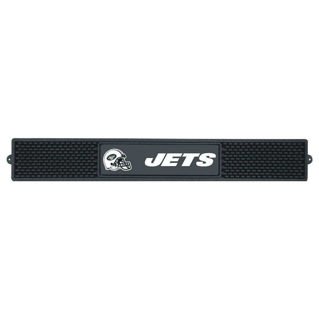 FANMATS New York Jets Drink Mat