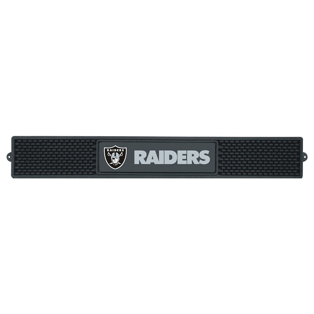 FANMATS Oakland Raiders Drink Mat