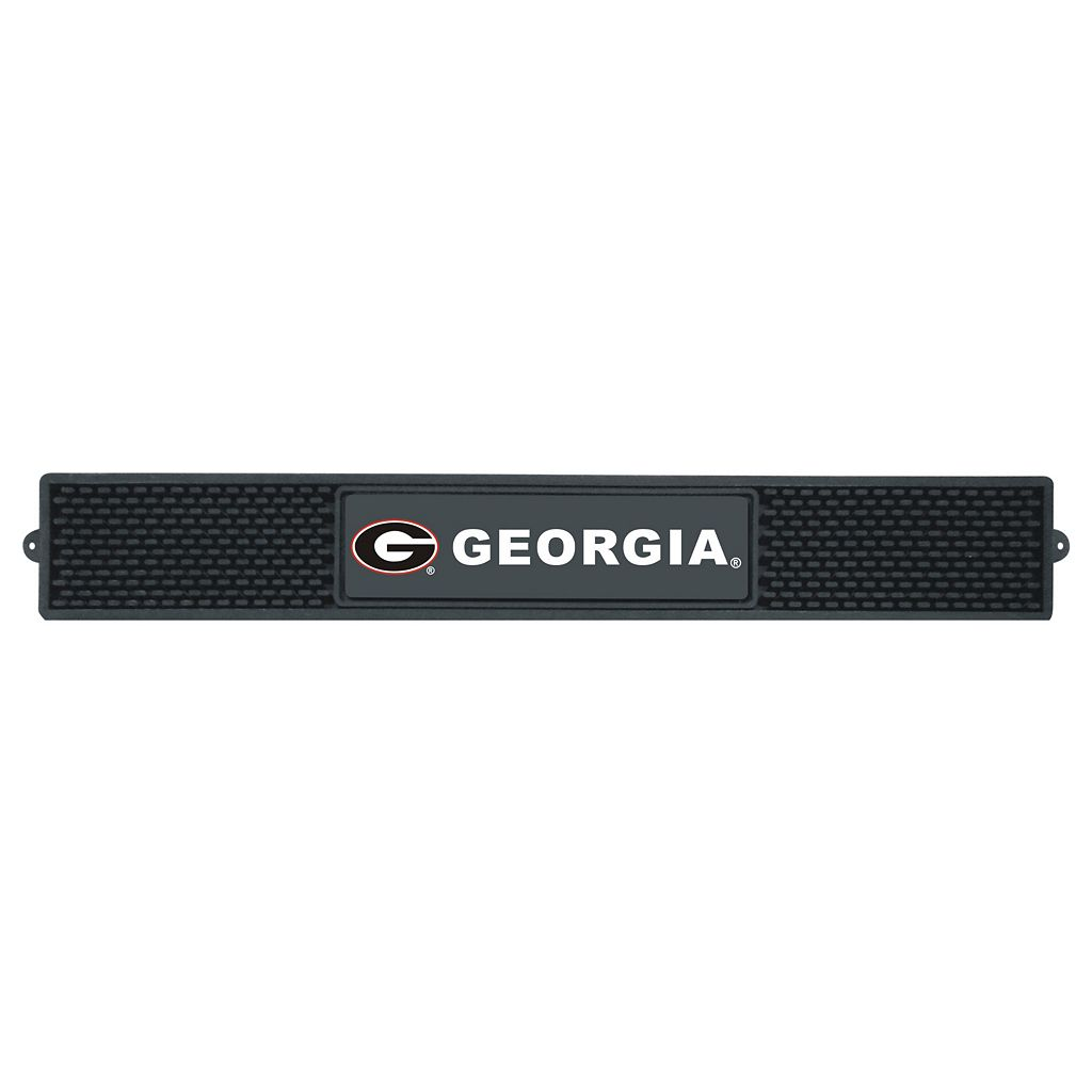 FANMATS Georgia Bulldogs Drink Mat