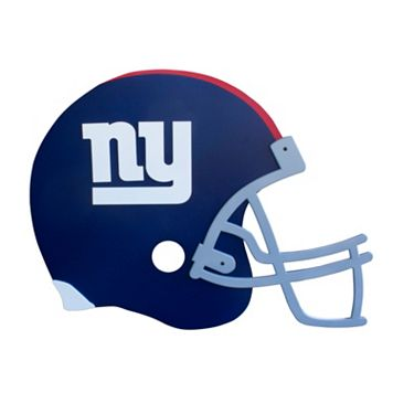 New York Giants 3D Football Helmet Wall Art