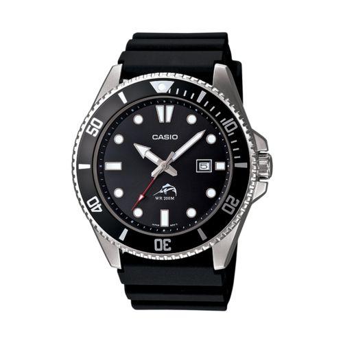 Casio Watch - Men's Black Resin Dive
