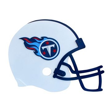 Tennessee Titans 3D Football Helmet Wall Art