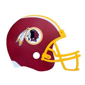 Washington Redskins 3D Football Helmet Wall Art