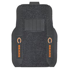 FANMATS 2 pkChicago Bears Deluxe Car Floor Mats