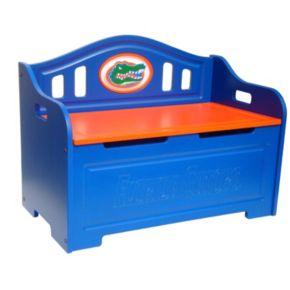 Florida Gators Storage Bench