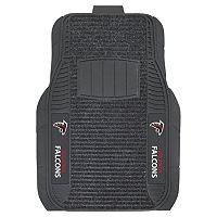 FANMATS 2 pkAtlanta Falcons Deluxe Car Floor Mats