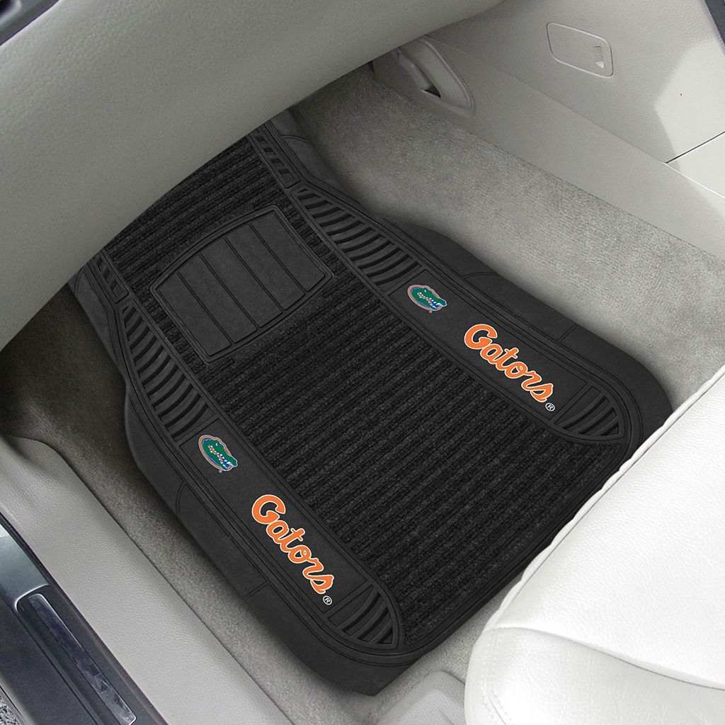 FANMATS 2-pk. Florida Gators Deluxe Car Floor Mats