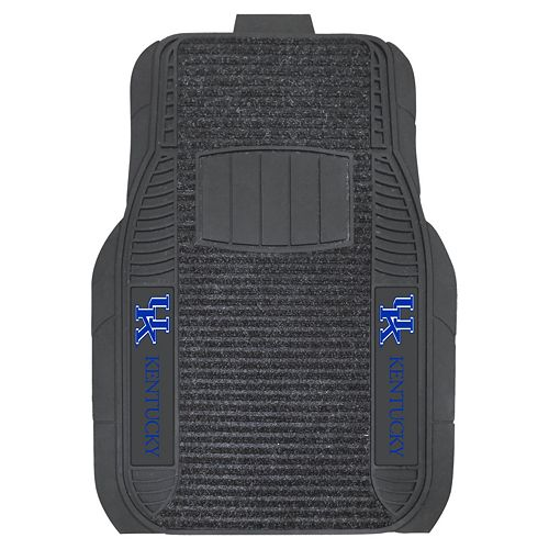 FANMATS 2-pk. Kentucky Wildcats Deluxe Car Floor Mats