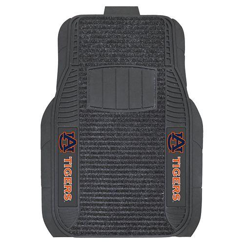 FANMATS 2-pk. Auburn Tigers Deluxe Car Floor Mats