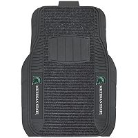 FANMATS 2-pk. Michigan State Spartans Deluxe Car Floor Mats
