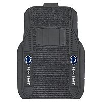 FANMATS 2 pkPenn State Nittany Lions Deluxe Car Floor Mats
