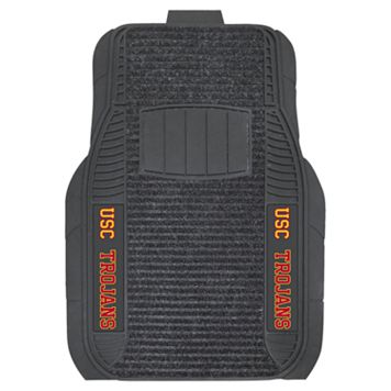 FANMATS 2-pk. USC Trojans Deluxe Car Floor Mats