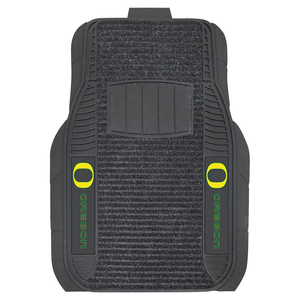FANMATS 2-pk. Oregon Ducks Deluxe Car Floor Mats