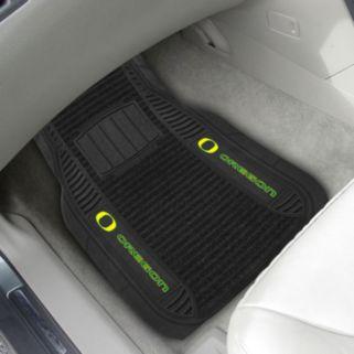 FANMATS 2-pk. Oregon Ducks Deluxe Car Floor Mats