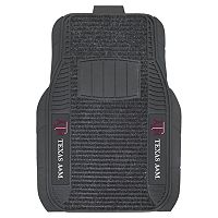 FANMATS 2-pk. Texas A&M Aggies Deluxe Car Floor Mats