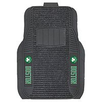 FANMATS 2-pk. Boston Celtics Deluxe Car Floor Mats