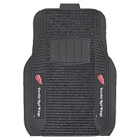 FANMATS 2 pkDetroit Red Wings Deluxe Car Floor Mats