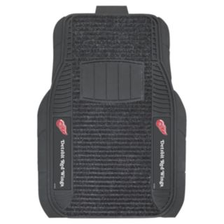 FANMATS 2-pk. Detroit Red Wings Deluxe Car Floor Mats