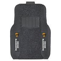 FANMATS 2 pkChicago Blackhawks Deluxe Car Floor Mats
