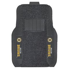 FANMATS 2-pk. Boston Bruins Deluxe Car Floor Mats