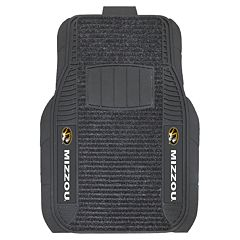 FANMATS 2 pkMissouri Tigers Deluxe Car Floor Mats