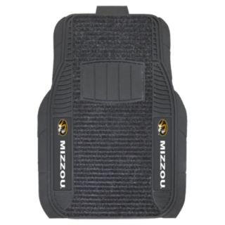 FANMATS 2-pk. Missouri Tigers Deluxe Car Floor Mats