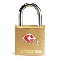 Samsonite Luggage Lock and Keys Set