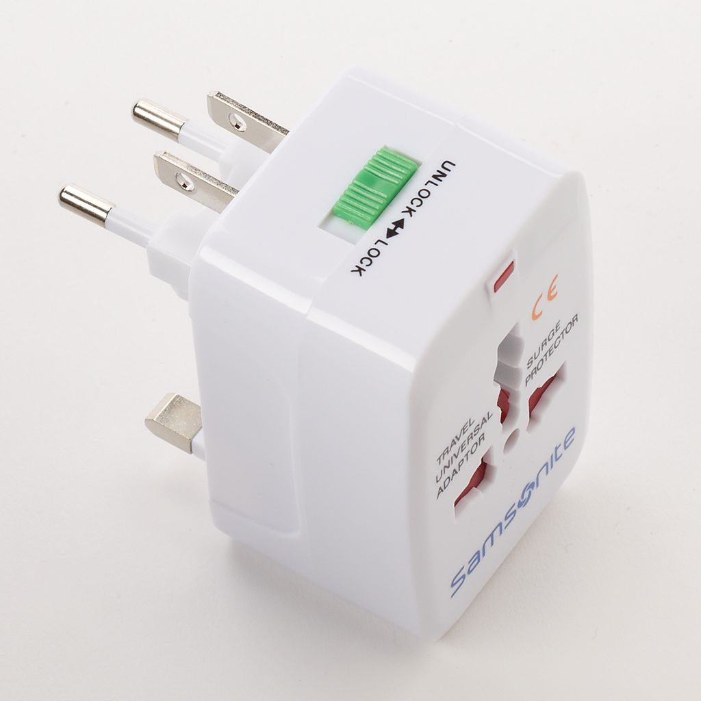 Samsonite Adapter Plug