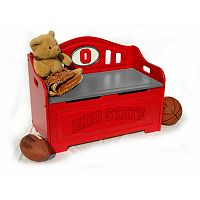 Ohio State Buckeyes Storage Bench
