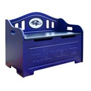 Baltimore Ravens Storage Bench